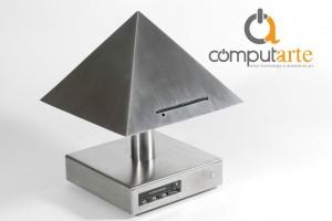 ComputArte Pirami Dina , Acciaio e alluminio - stainless steel and aluminium