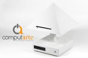 ComputArte Pirami Dina in bianco ( White )