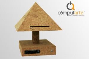 ComputArte Pirami Dina in sughero - cork