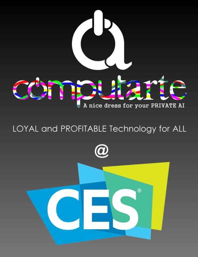 Invito #ComputArte al #CES2021